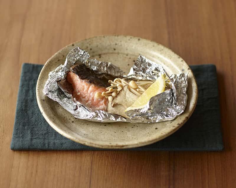 ホイル 鮭 とき の 焼き この